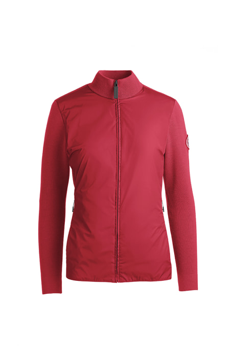 Shop the women's WindBridge Full Zip Jumper