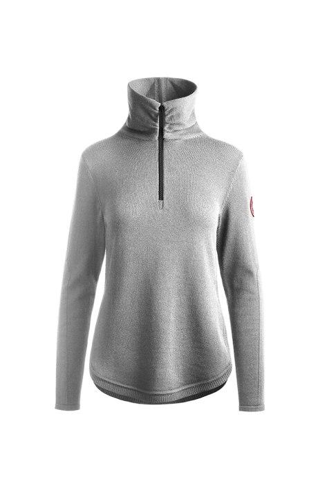 Shop the women's Fairhaven ¼ Zip Sweater
