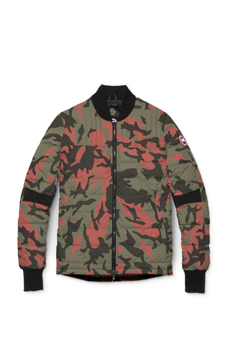Shop the men's Dunham Jacket Print