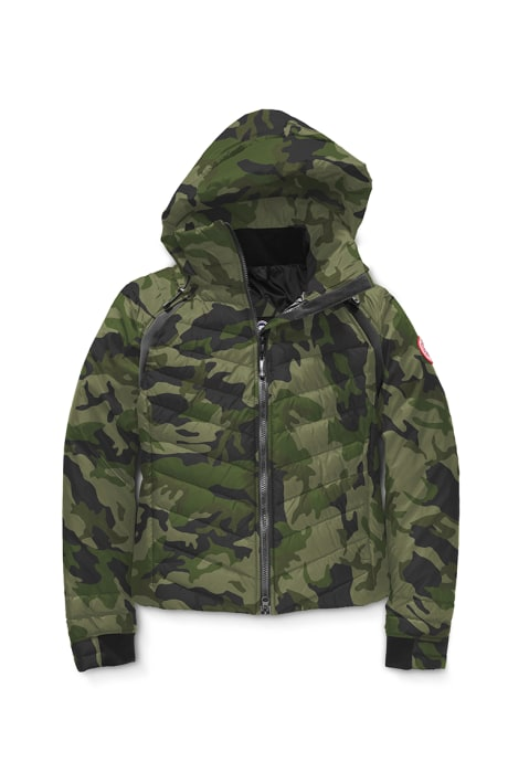 Shop the women's HyBridge Base Jacket Print
