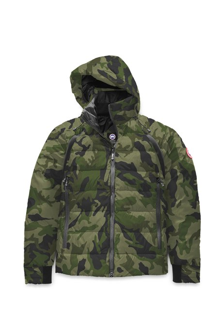 Shop the men's HyBridge Base Jacket Print