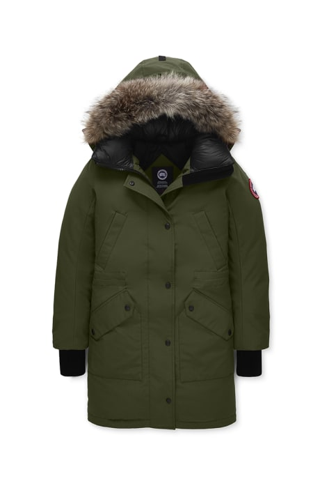 Shop the women's Ellesmere Parka