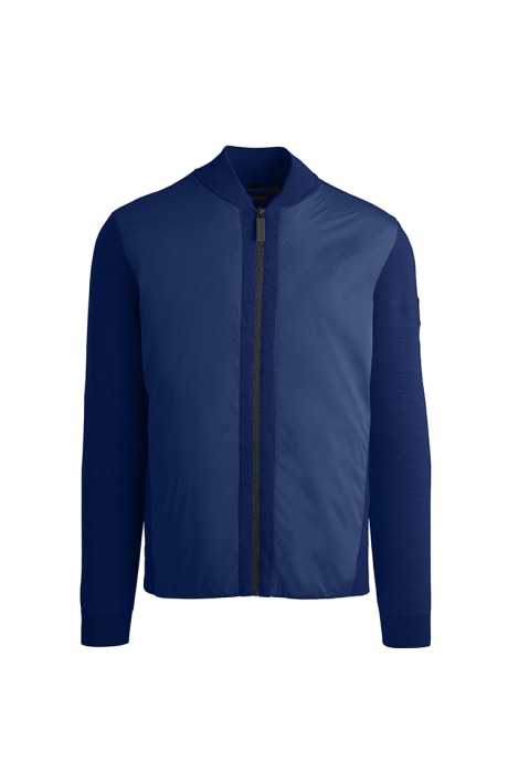 Shop the men's WindBridge Full Zip Sweater