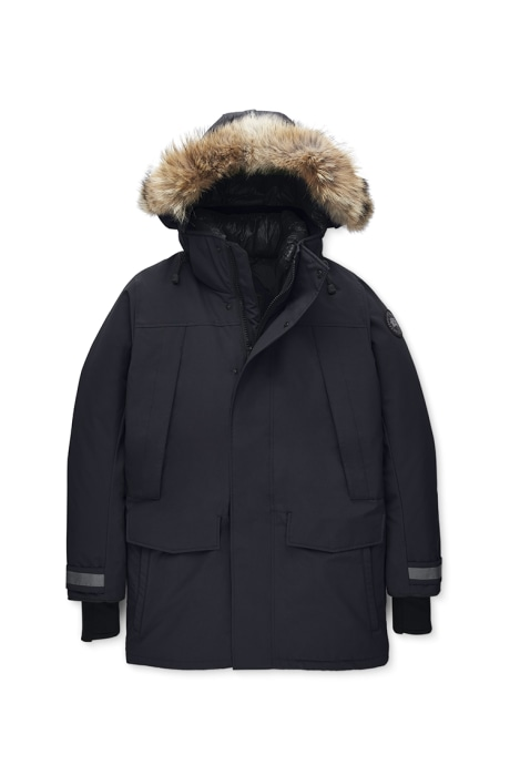 Shop the men's Sherridon Parka Black Label