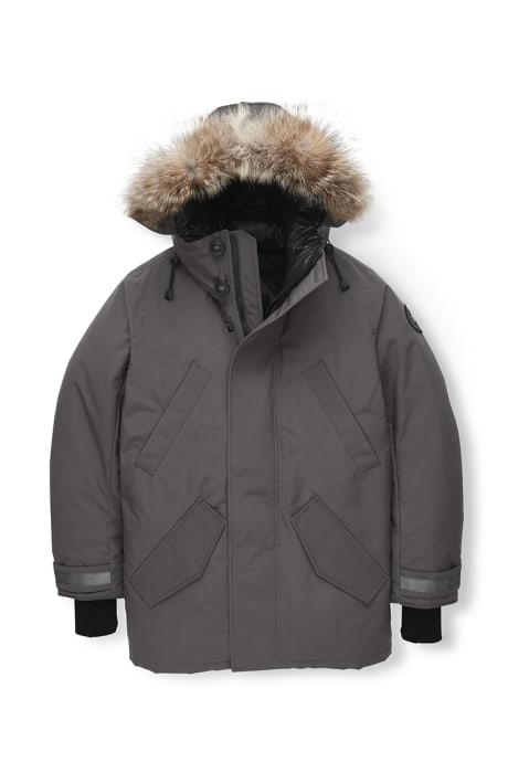 Shop the men's Edgewood Parka Black Label