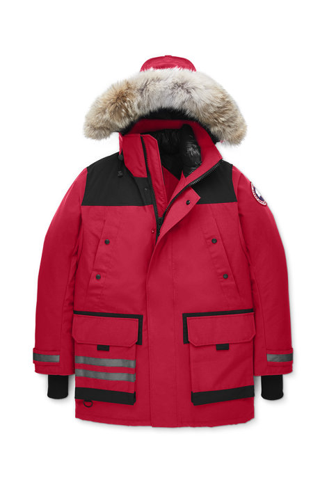 Shop the men's Erickson Parka