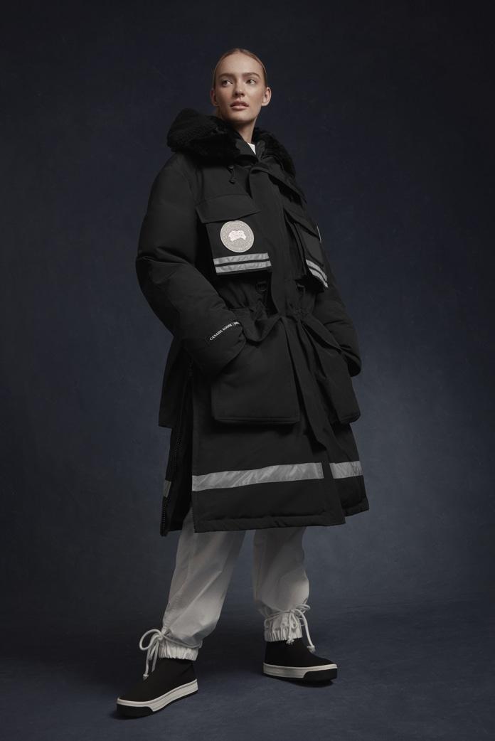 Snow Mantra 派克大衣