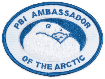 PBI badge