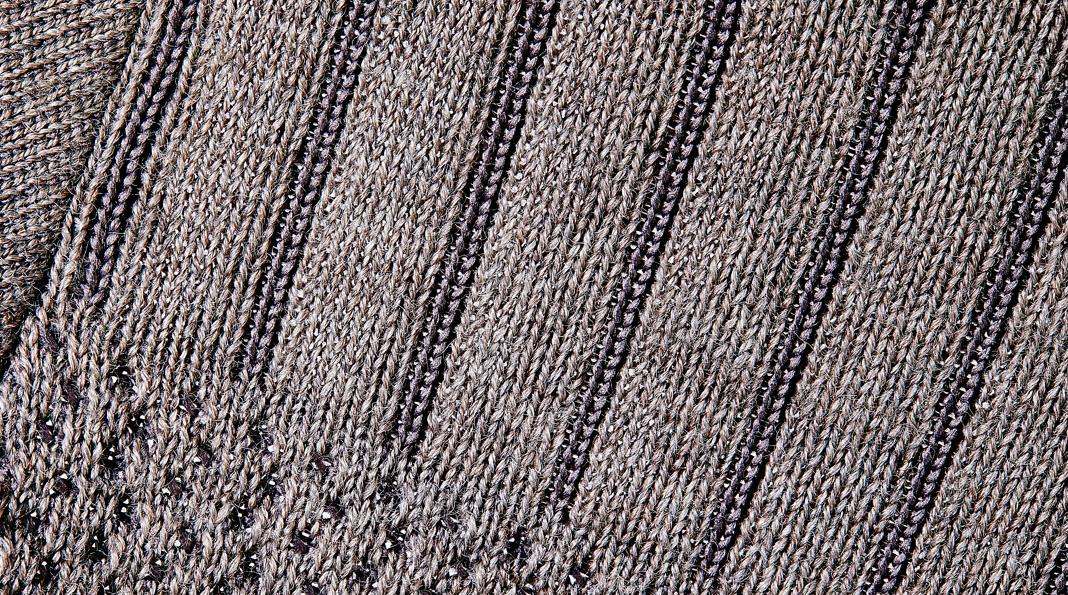 lennox knit bomber