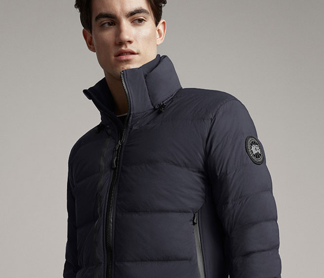 Blouson aviateur HyBridge CW Black Label