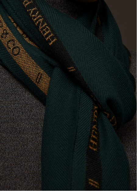 Canada Goose x Henry Poole Collaboration - Scarves