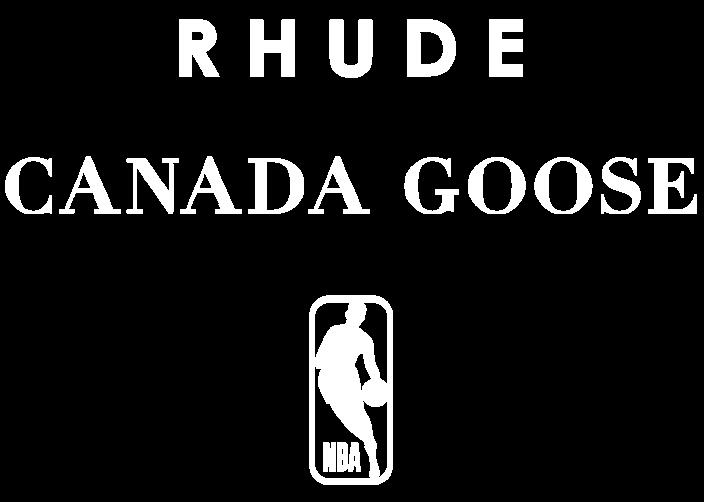 Canada Goose x NBA X RHUDE