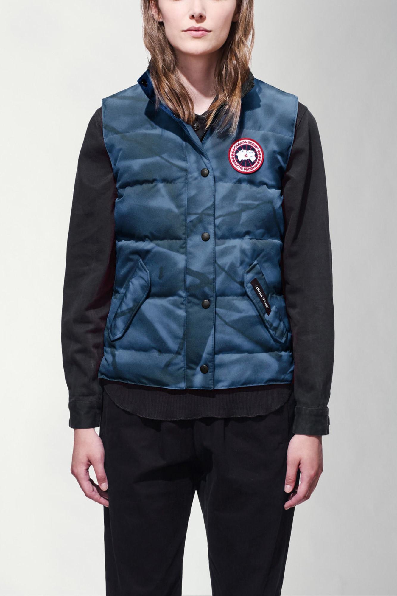 Womens Arctic Program Freestyle Vest  Canada Goose ...