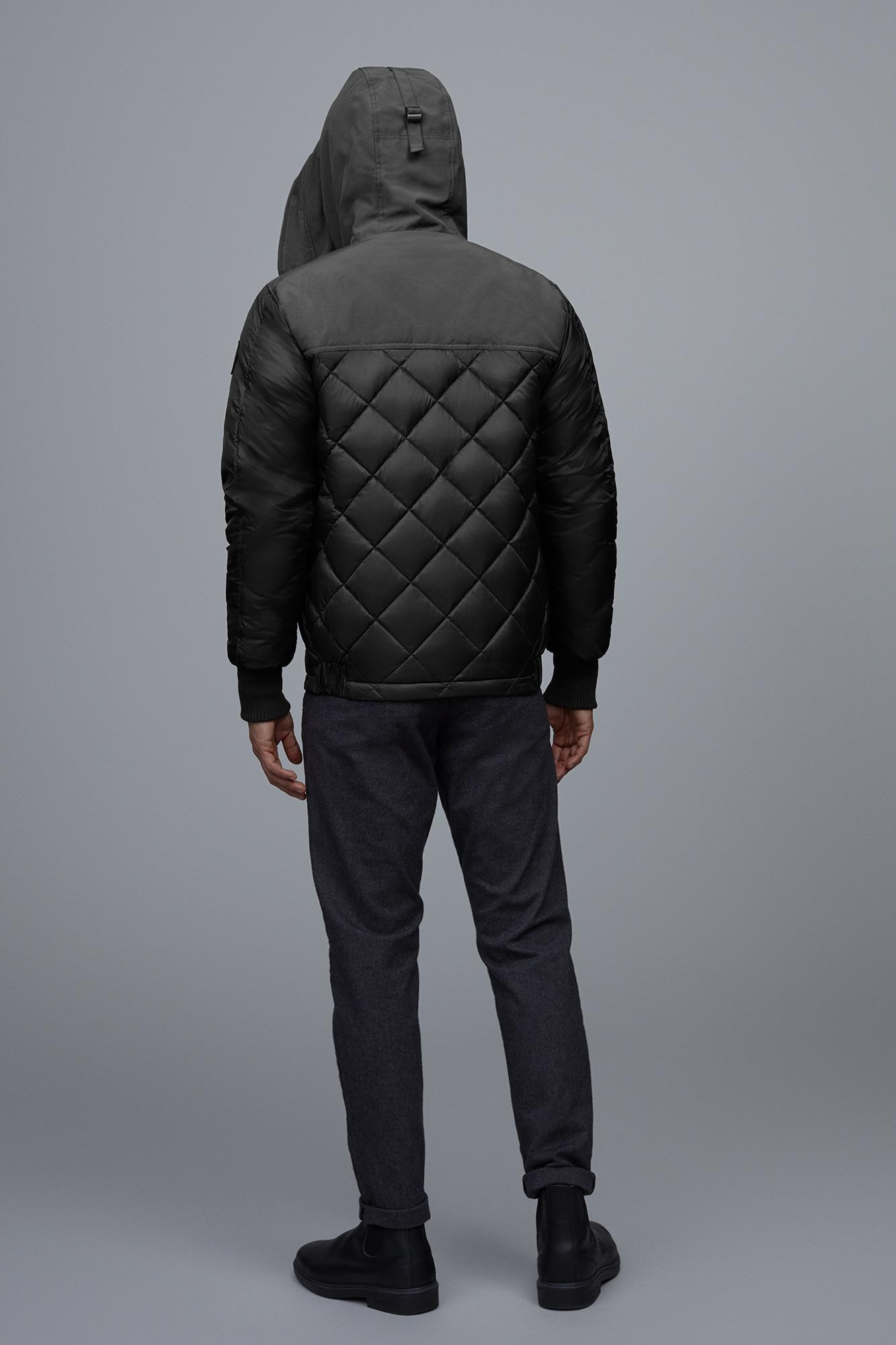 74fba12ca966 ... Men  39 s Pritchard Coat Black Label
