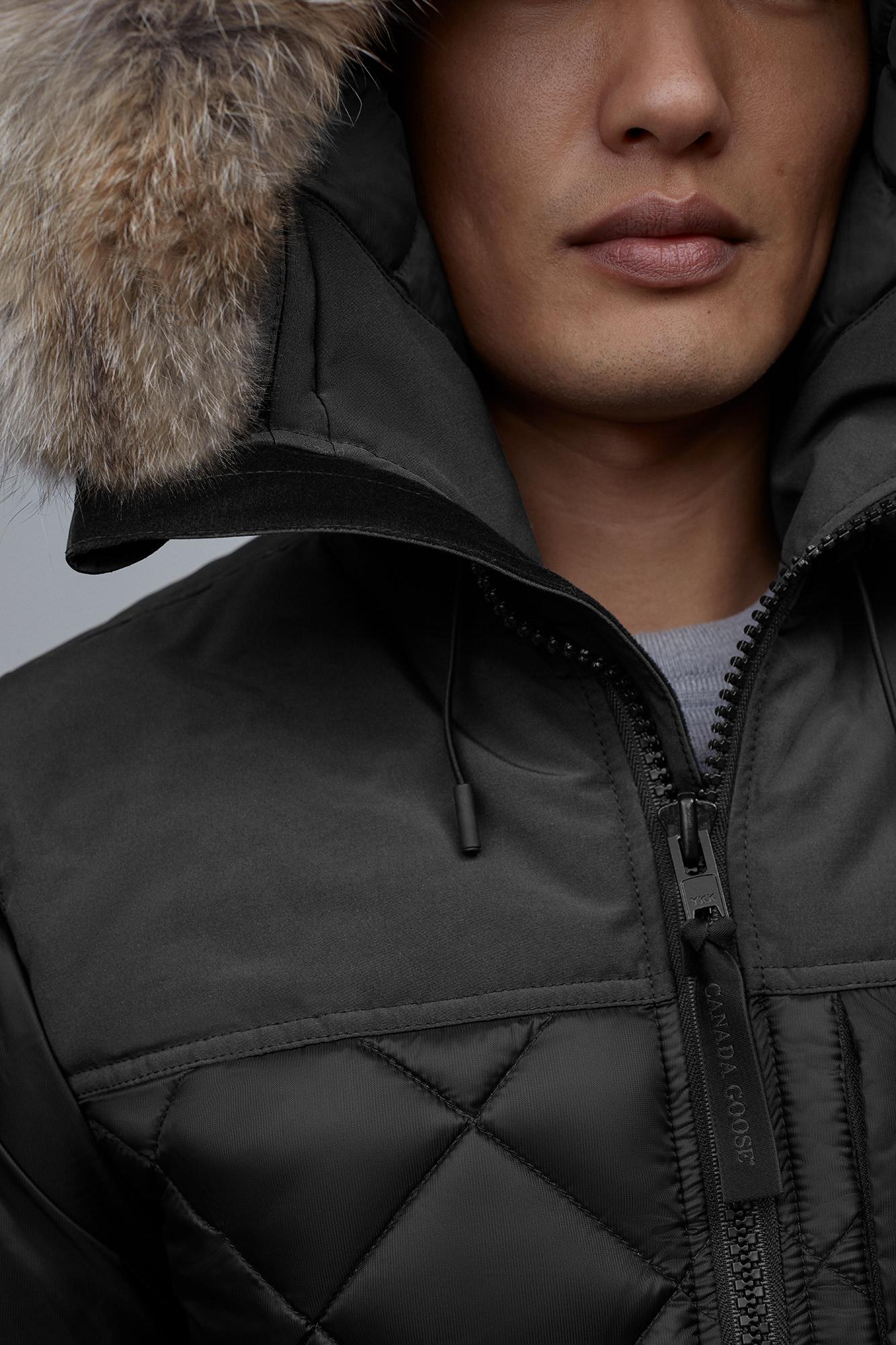 7d09d783319c Men  39 s Pritchard Coat Black Label