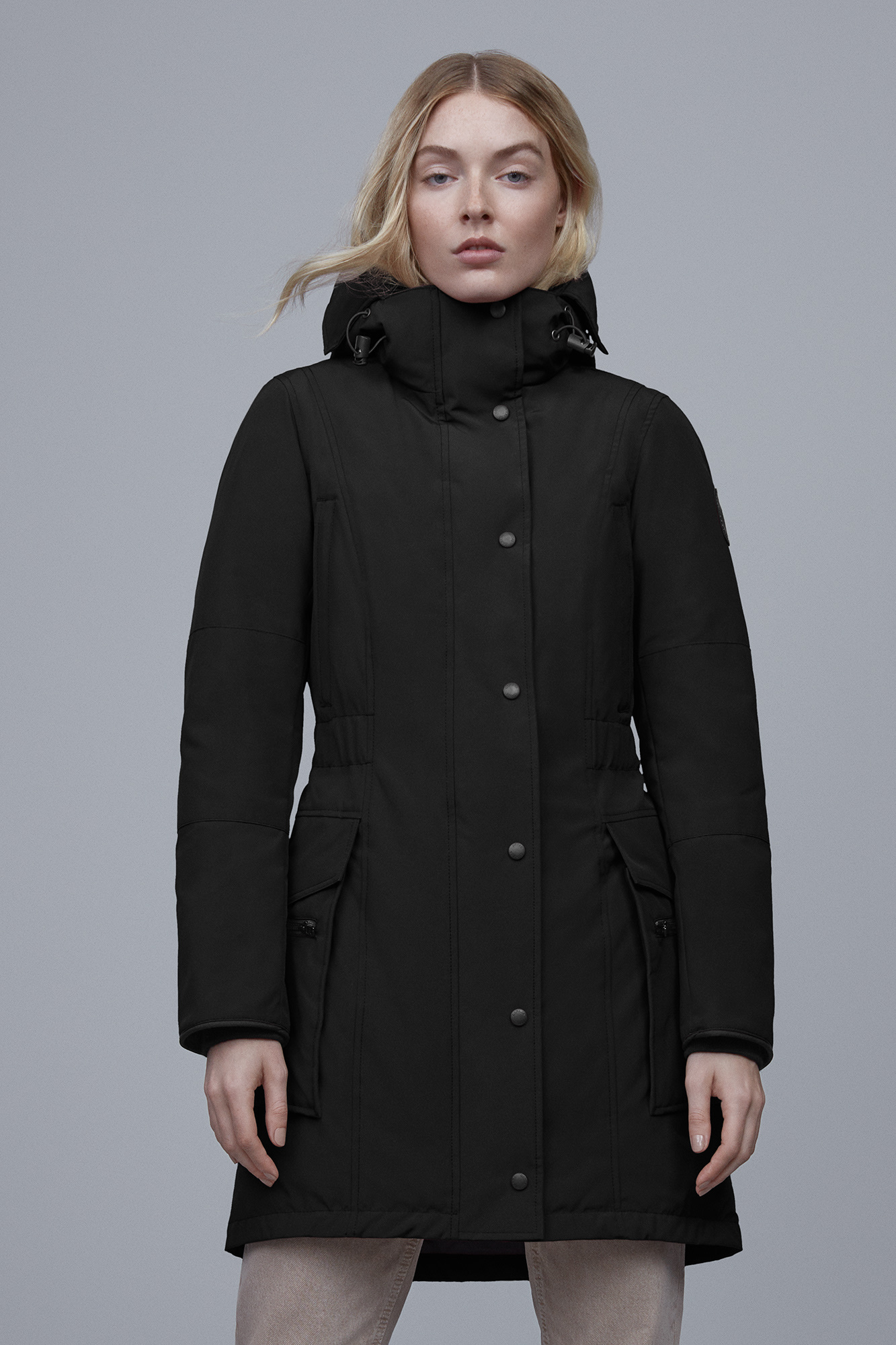 Women s Kinley Parka Black Label  8acfa7533