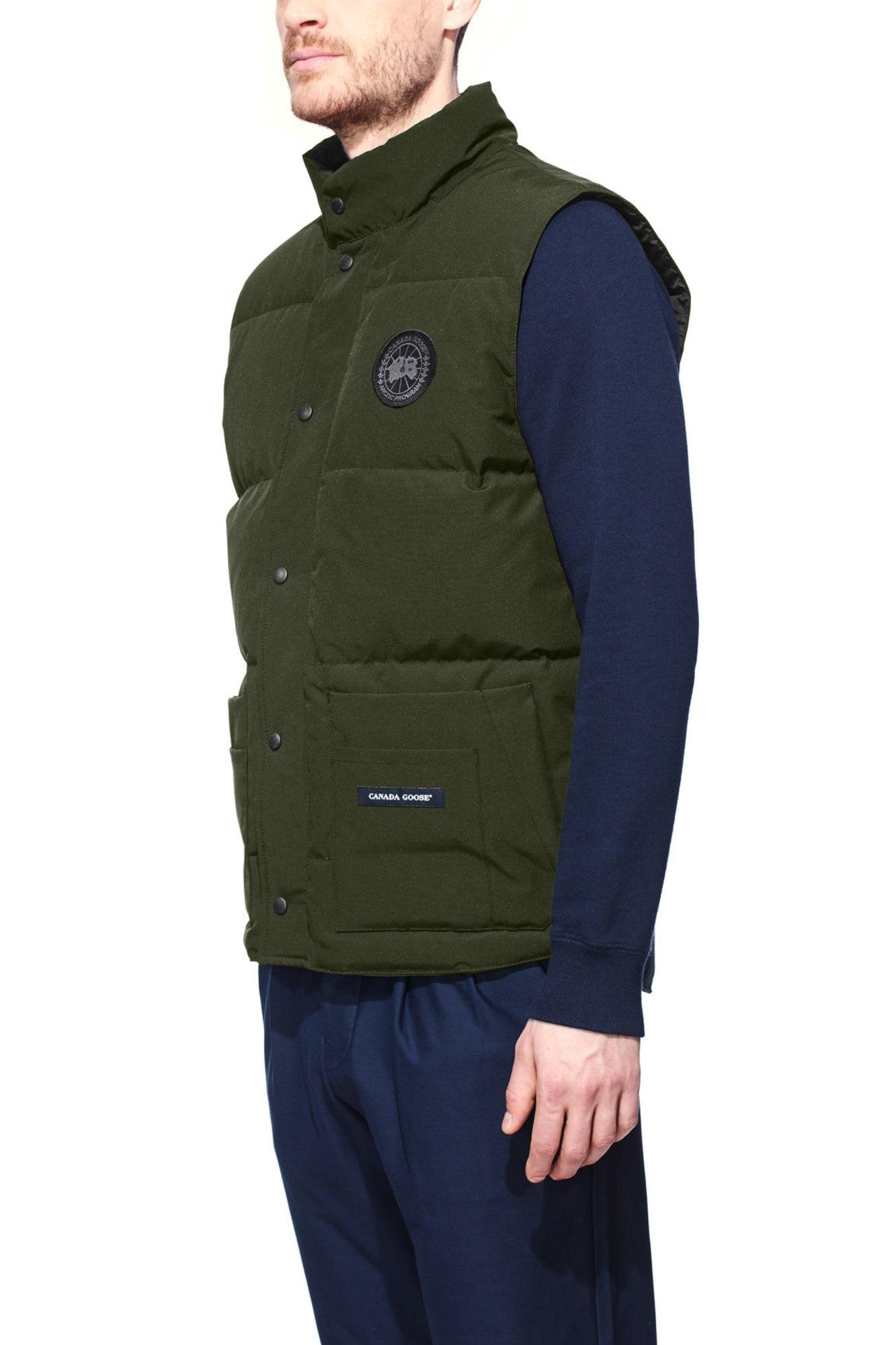 47392d02685c Men  39 s Freestyle Crew Vest Black Label