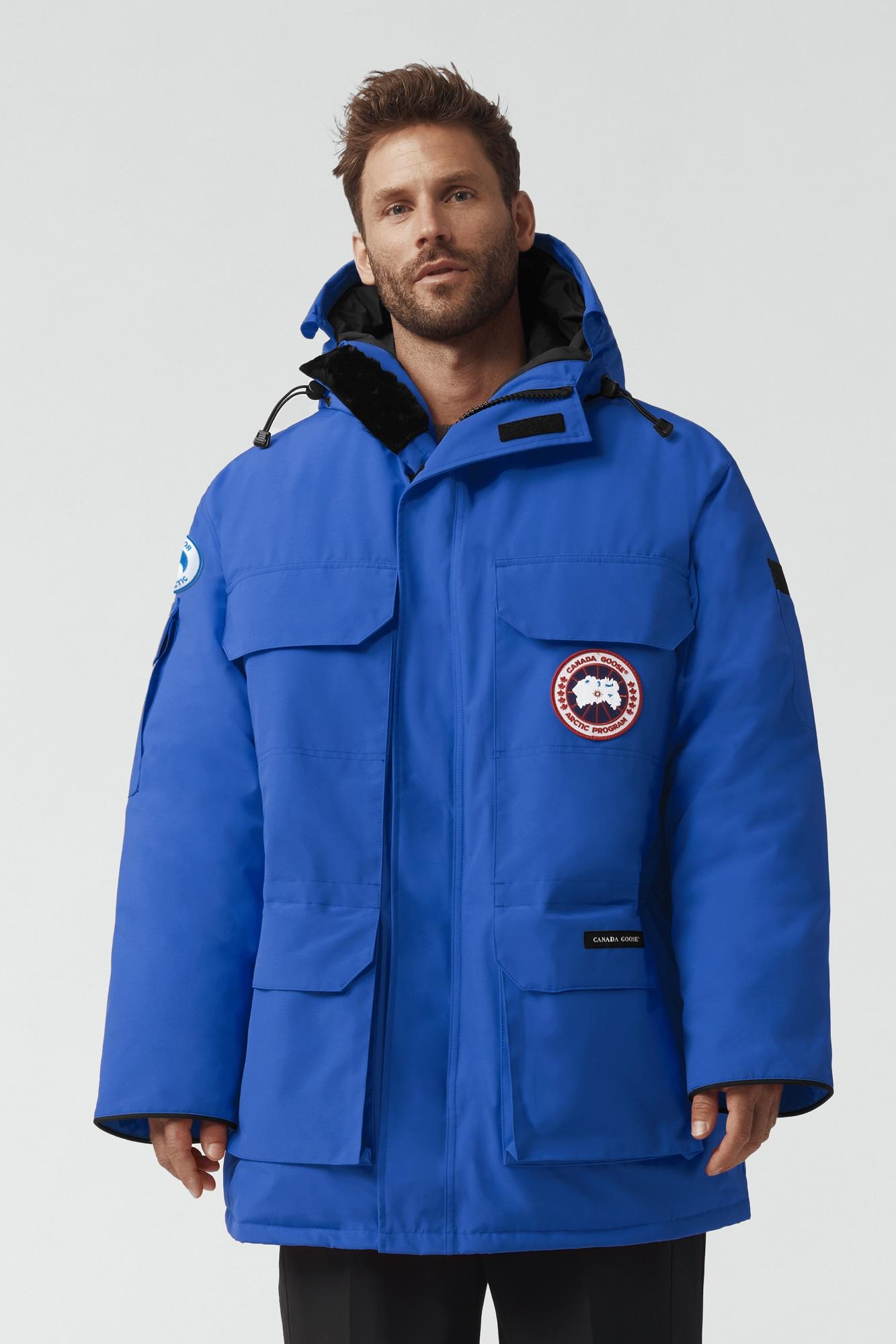 Polar expedition jacke