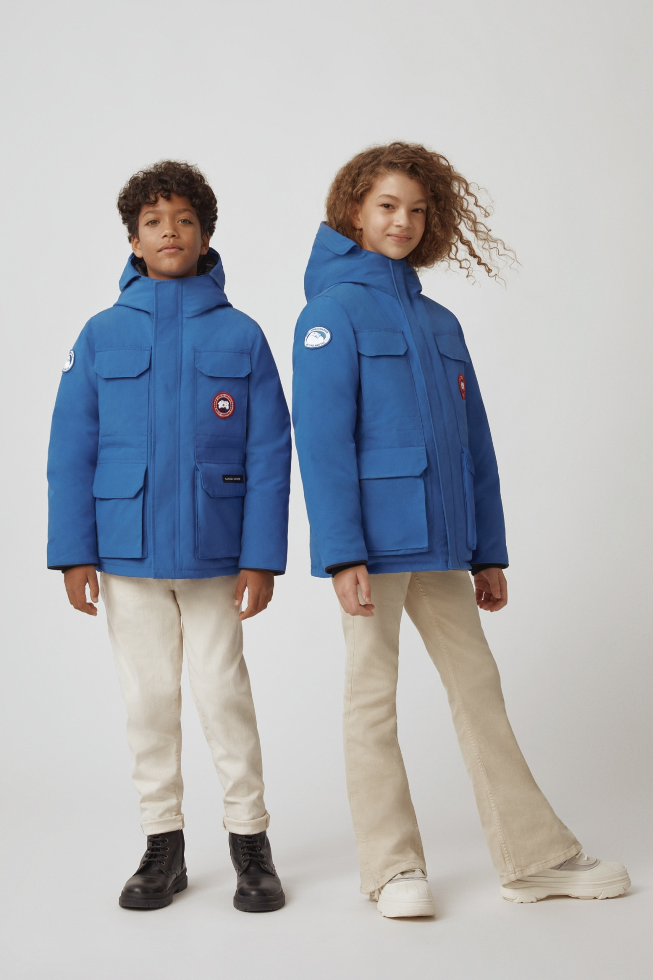 Kids  Youth PBI Expedition Parka  5e07f5c1fa4f