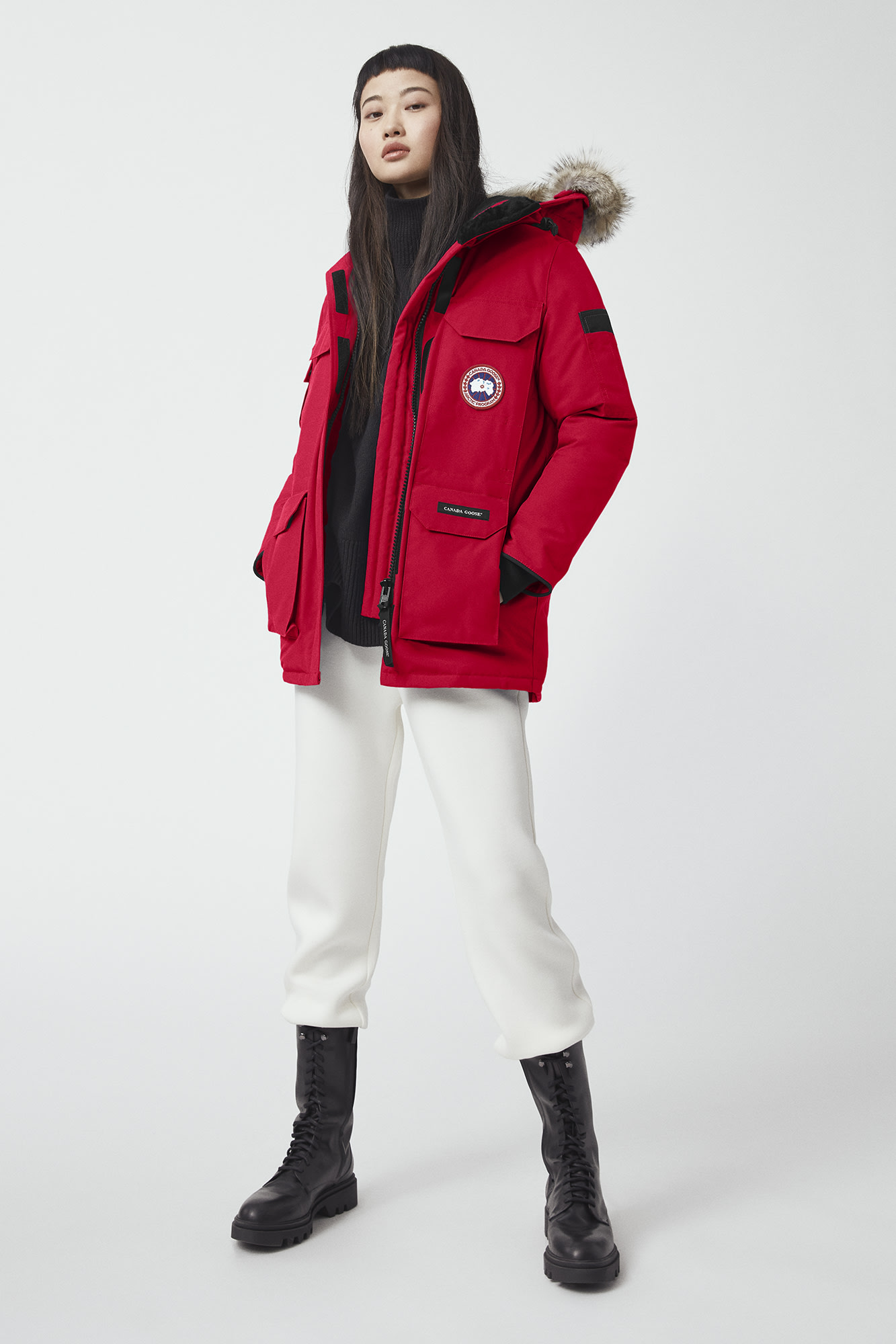 899c254660eb Women s Expedition Parka Fusion Fit
