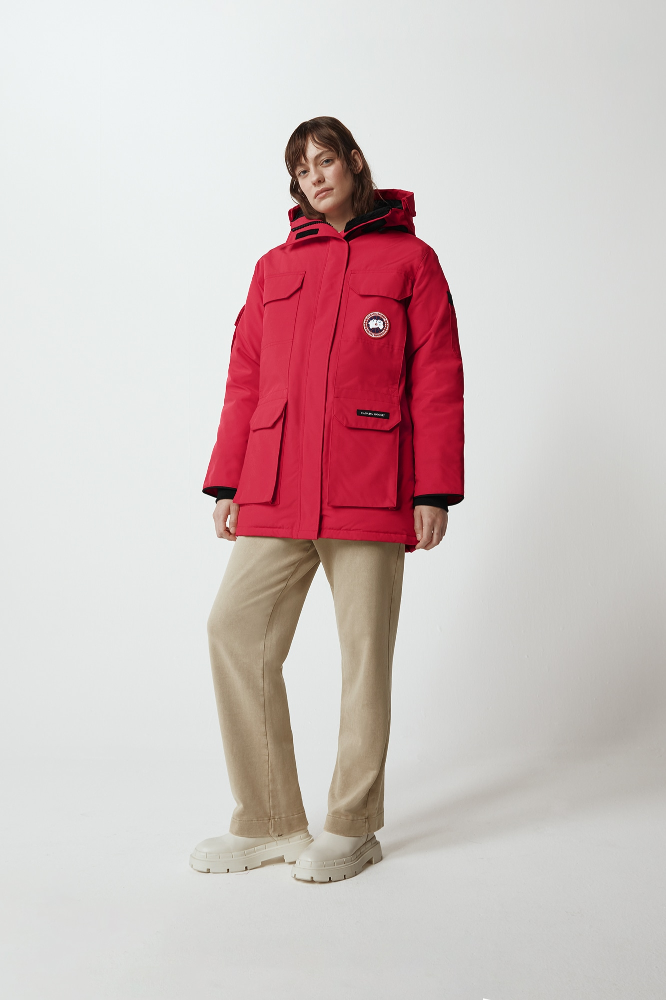 Canada Goose Resolute Parka Women's