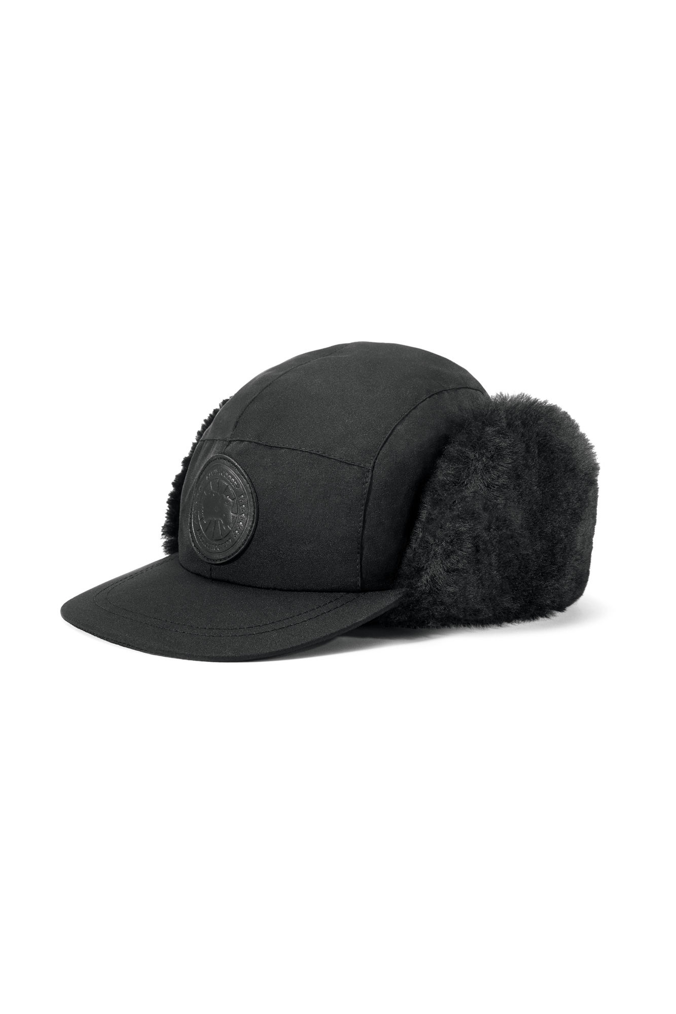 f134c4fd86c Shearling Trapper Hat Black Label