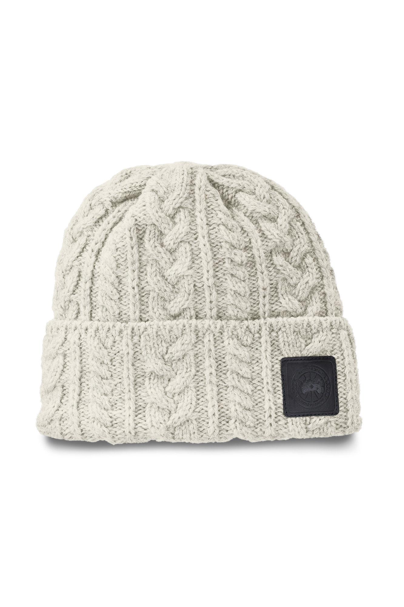 Bonnet en grosse laine   Canada Goose® 6c5e9da0b0c