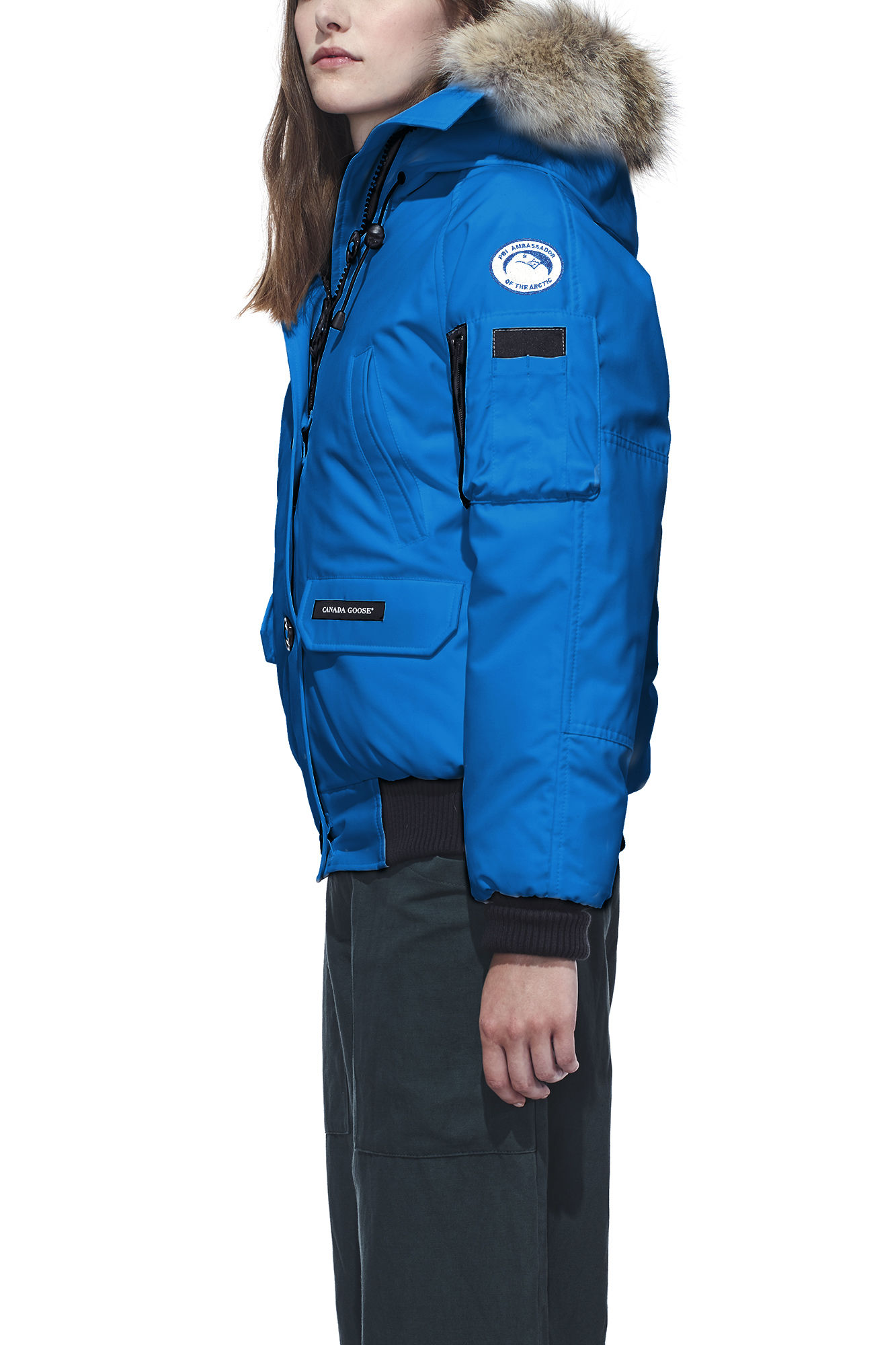 Women  39 s Polar Bears International PBI Chilliwack Bomber  9fb004e19