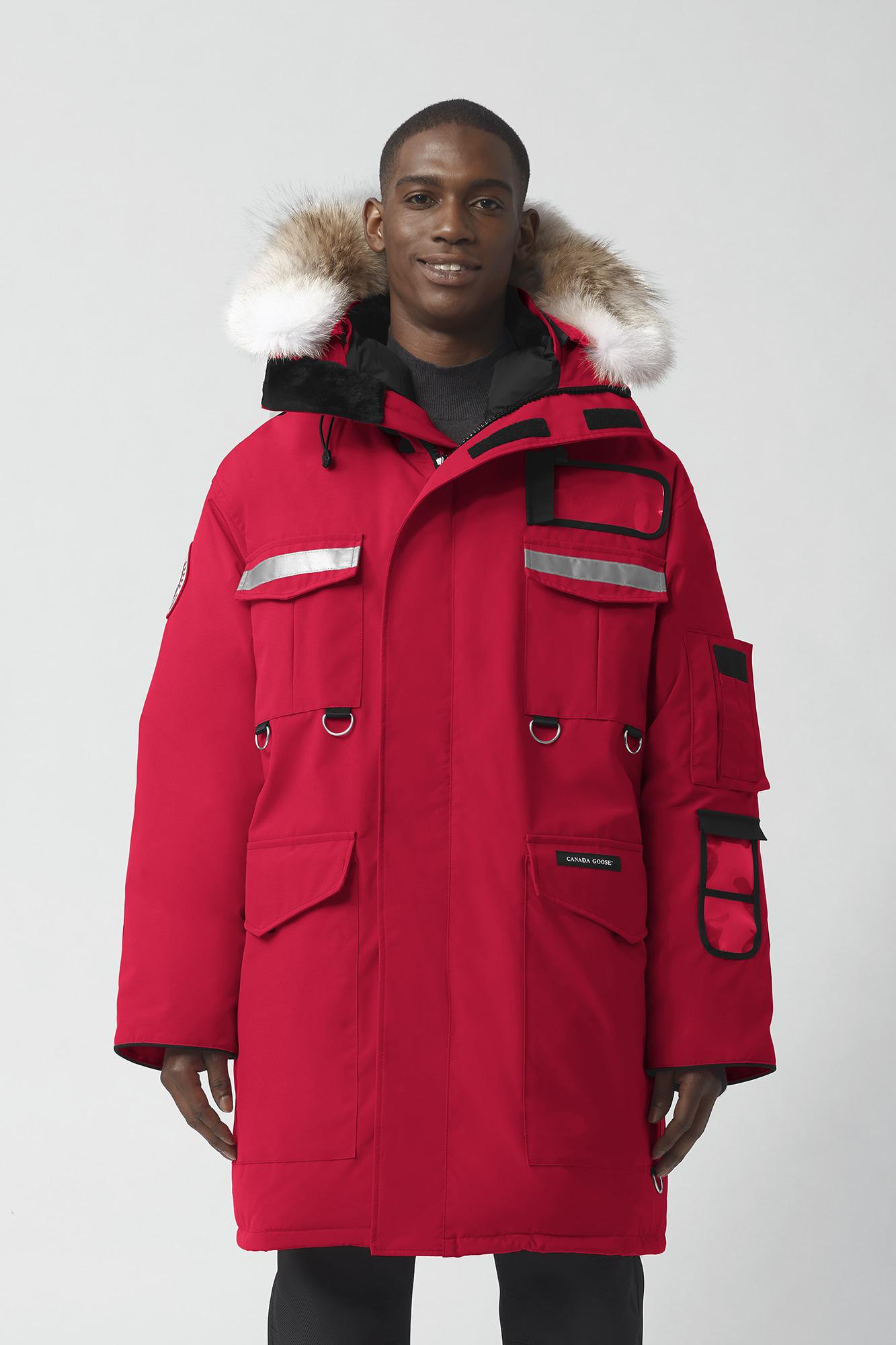 8dbbbe119ca ... Parka Resolute Arctic Program pour Homme