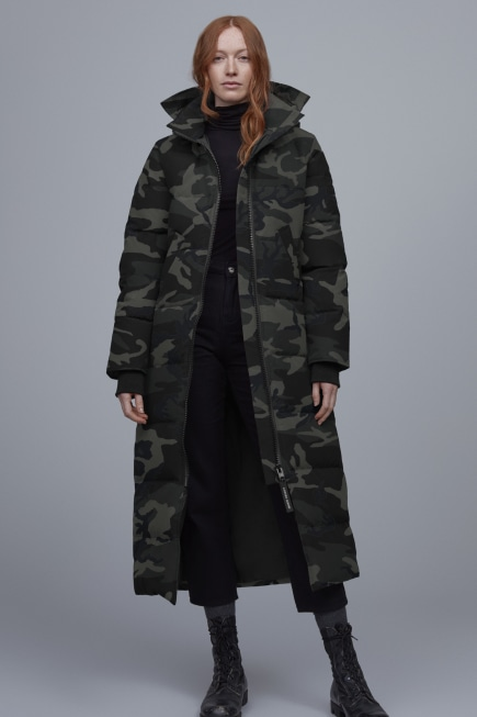 Parka Mystique Black Label