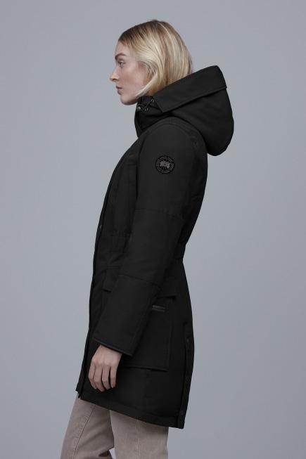 Kinley 黑标派克大衣