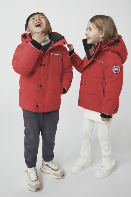 80694d466 Kids' Jackets & Outerwear | Canada Goose®