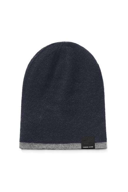 Reversible Merino Toque