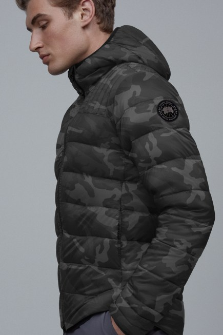 Brookvale Kapuzenjacke Black Label