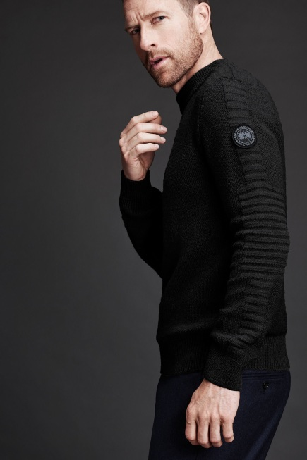 Paterson Sweater Black Label