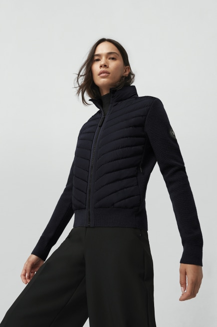 Manteau en Tricot HyBridge Black Label