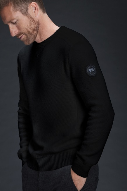 Pemberton Pullover Black Label