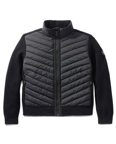 Shop the HyBridge Knit Jacket (W)