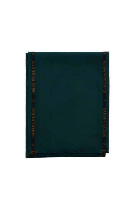 Écharpe tissée avec mailles lisières