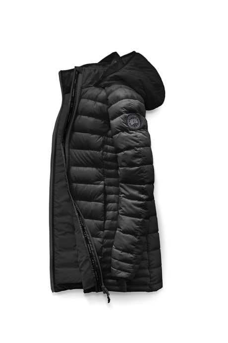 Shop the women's Brookvale Hooded Coat Black Label