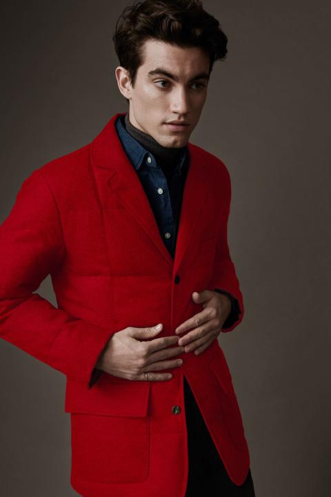 Men's W1 Blazer x Henry Poole | Canada Goose