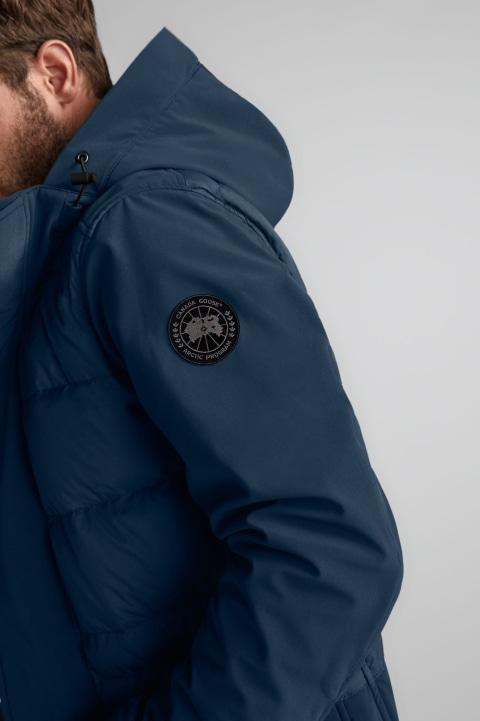Men's Breton Coat Black Label | Canada Goose