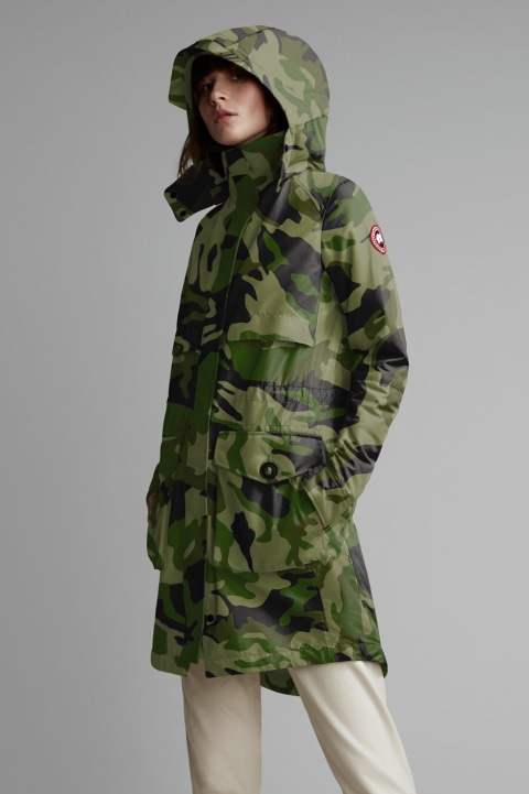 Women's Cavalry Trench Print | Canada Goose
