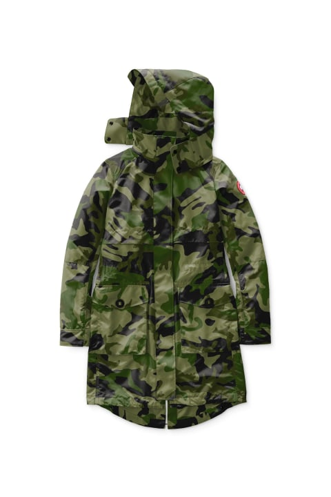 Cavalry Trenchcoat Muster | Canada Goose