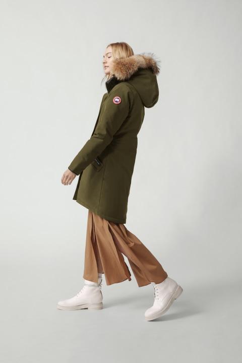 Damen Parka Rossclair | Canada Goose