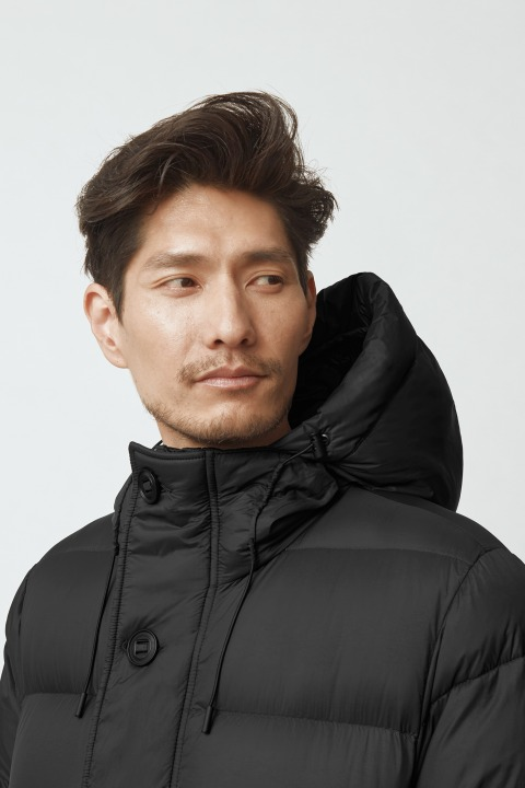 Men's Vernon Parka Black Label | Canada Goose