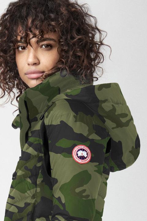 Women's HyBridge Base Jacket Print | Canada Goose