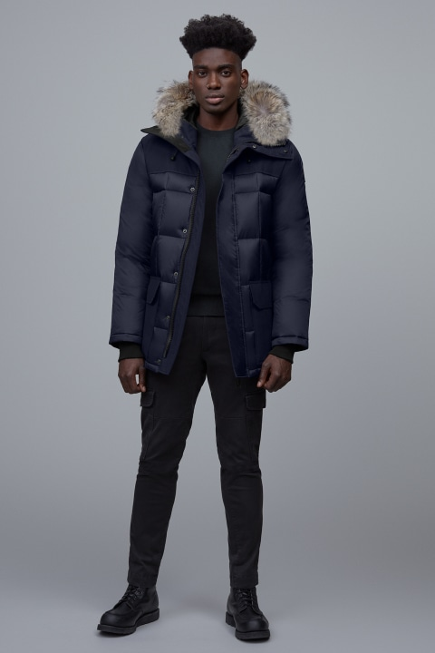 Callaghan Parka Black Label | Canada Goose