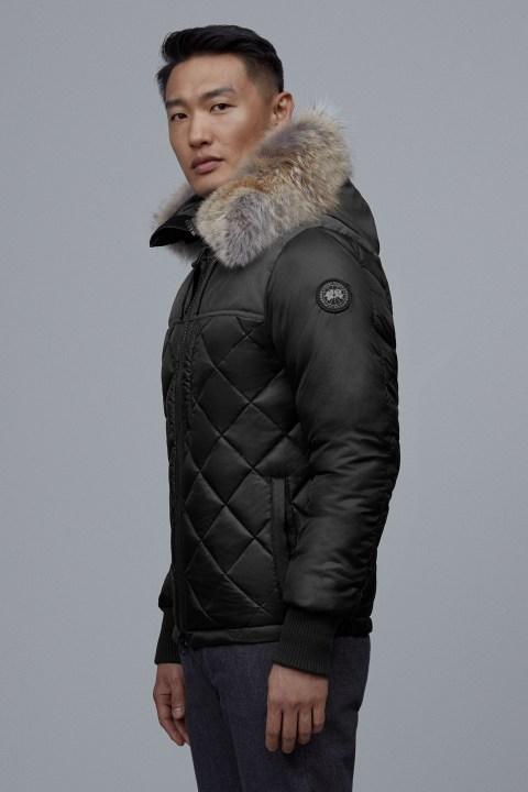 6178ddd32dba Men s Pritchard Coat Black Label