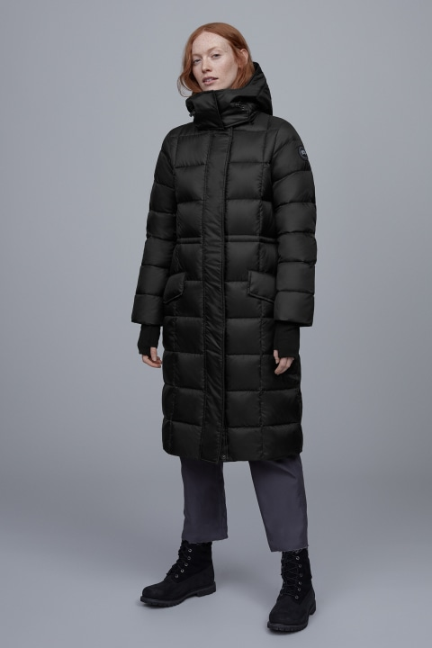 Women's Lunenburg Parka Black Label | Canada Goose